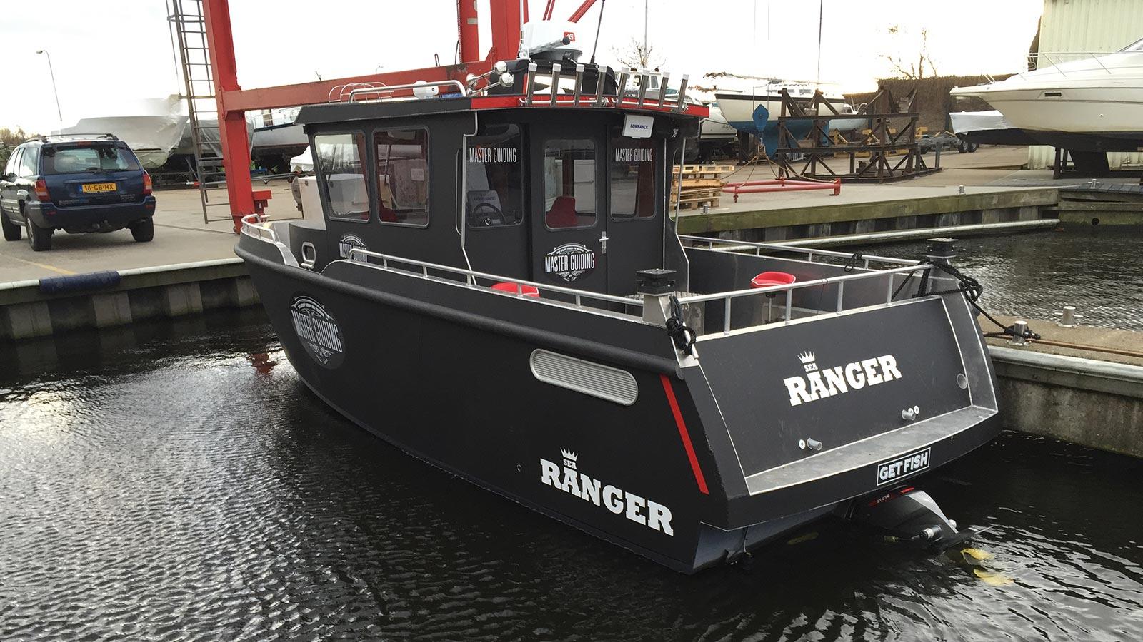 Models AluminiumJon.nl-Patrol Series-8 meters-Sea Ranger