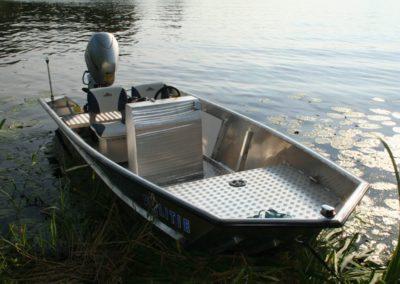 AluminiumJon.nl - Jon 518 - Gallery 013 - Politieboot