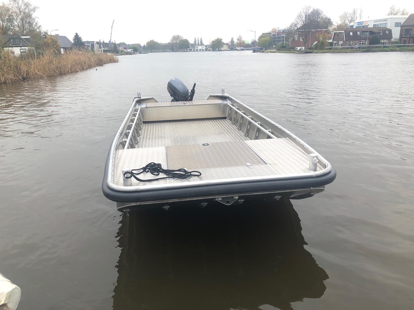 AluminiumJon.nl - AuminiumJon - Jon 624 Pro - 011 - Nieuw model 2020
