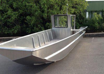 AluminiumJon - Specials - Cabine Boat