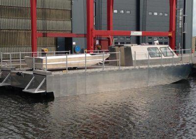 AluminiumJon - Specials - Catamaran met extra Jon - 02