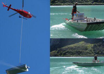 AluminiumJon - Specials - Helicopterboot